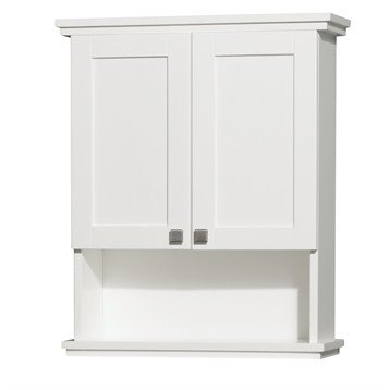 Acclaim Wall Cabinet - White