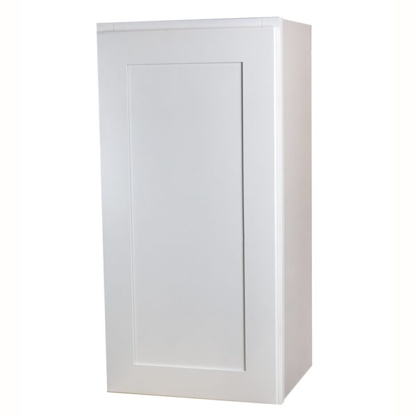 Shaker Style White Kitchen Wall Cabinet (21x30 white shaker wall cabinet)