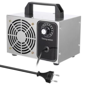 28g/h Machine Portable Ozonator Air Filter Purifier Fan For Home Car Formaldehyde Remover